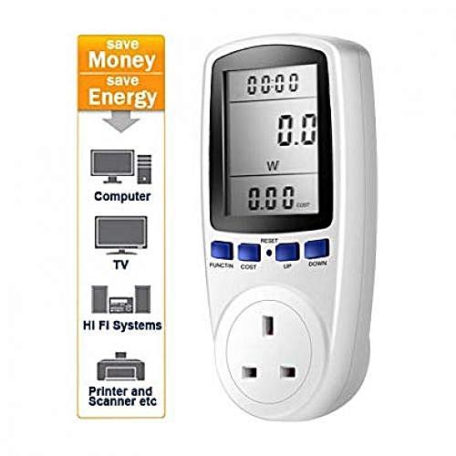 Power Saver Energy Monitor Meter