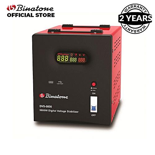 (Reduced Shipping Fee) Digital Voltage Stablizer 5000