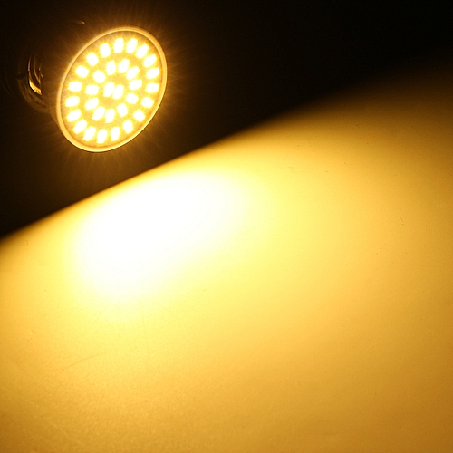 CLAITE MR16 8W 32 SMD 5733 LED Pure White Warm White High Quality Spot Lightting Lamp Bulb 220V