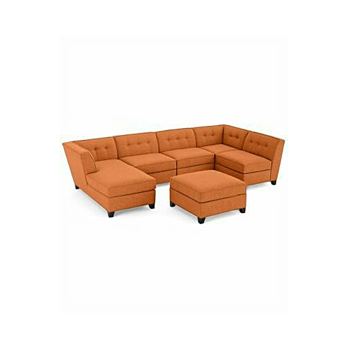Mabel U Shaped Sofa (Delivery Within Lagos Only)