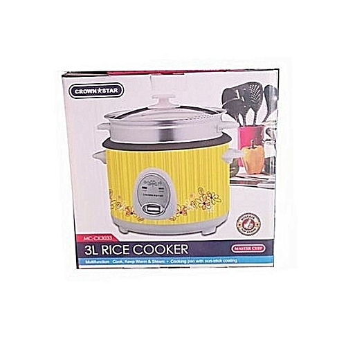3L Rice Cooker