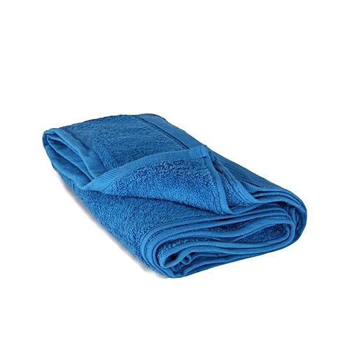 Bath Towel Blue Cotton - Small