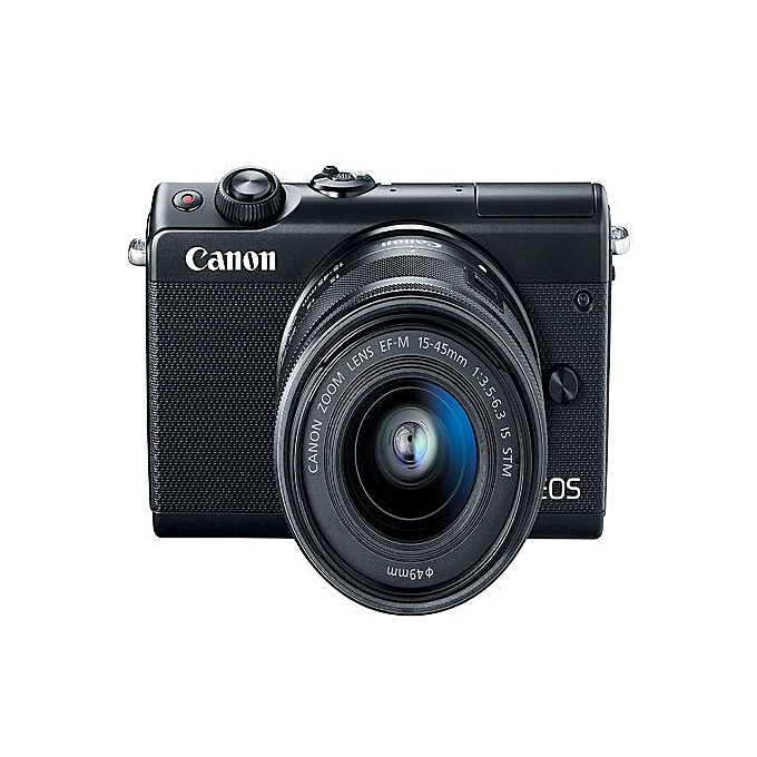 Canon EOS M100 Mirrorless Handy Camera
