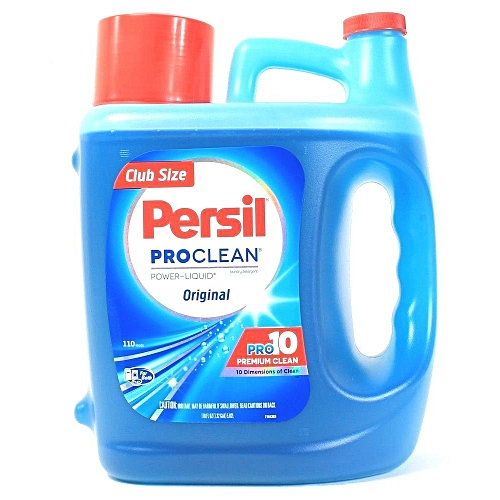 Proclean Power-Liquid Laundry Detergent (110 Loads)