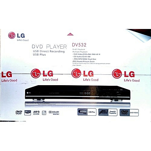 DVD Player With MP3 And USB Player
