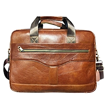 66c0f0906 AETOO Leather Leather Laptop Bag Handbags Cowhide Men Crossbody Bag  Men's Travel