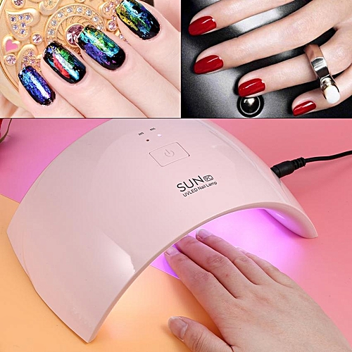 Generic UVLED Nail Dryer Lamp For Nail Gel Polish Drying With Smart Sensor Manicure Tools US