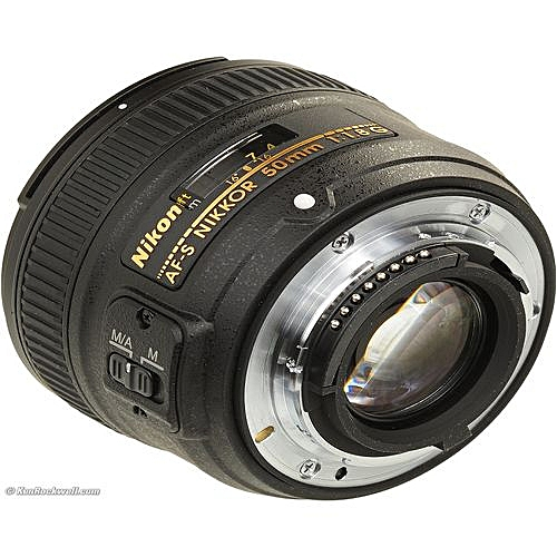 AF-S NIKKOR 50mm F/1.8G Lens