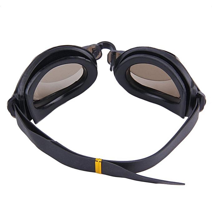 0b31a599f9 ... Anti Fog UV Swimming Goggles Adjustable Glasses With Nose Clip+Ear Plug  ...
