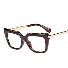 eee00d407d8f Optical Glasses Frame For Women Hot Selling Square Eyeglasses Women -  Burgundy