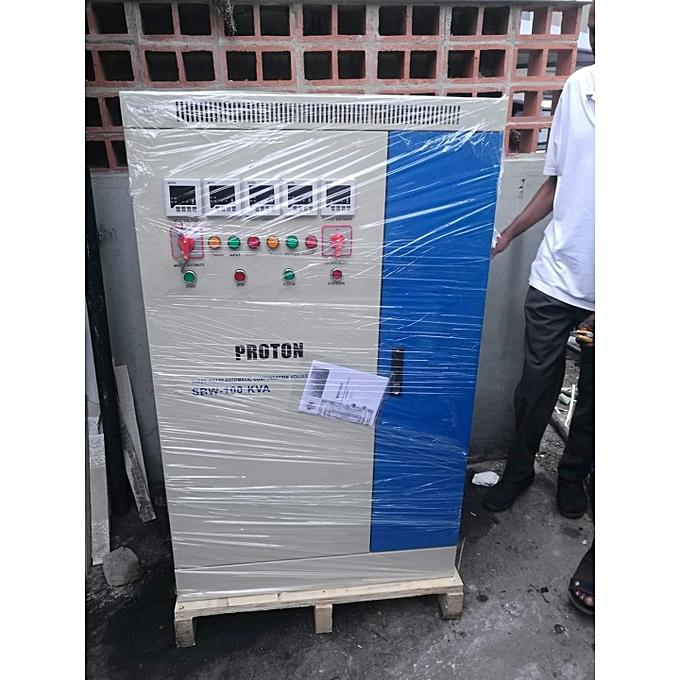 Proton 100KVA 3 Phase Voltage Stabilizer