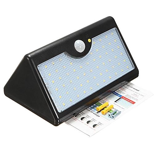 2017 Solar Power 60 LED Sensor Motion Light Security Garden Wall Lamp Waterproof