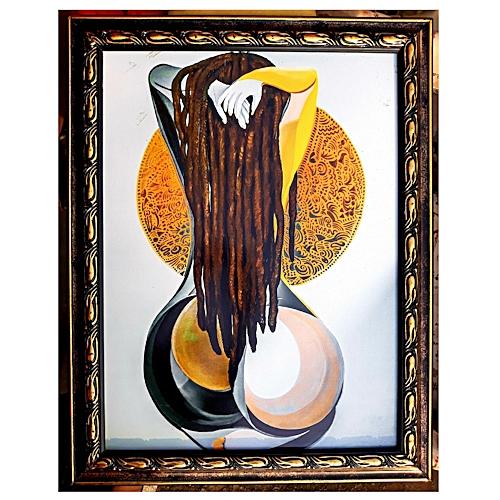 """Framed Artwork """"22x28"""""""