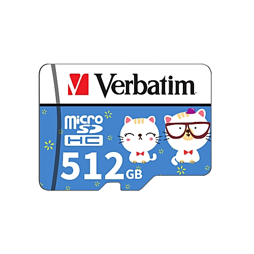 Micro SD Card Class10 TF Card 512GB Memory Card