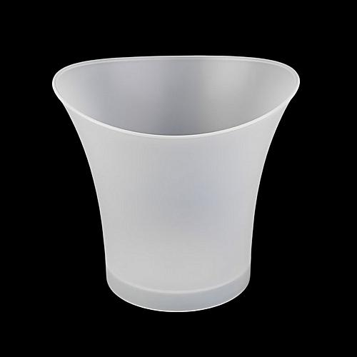 5L Waterproof Plastic LED Ice Bucket Luminious Cool KTV Bars Night Party