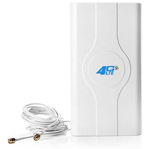 LF - ANT4G01 4G LTE TS9 Connector External MIMO Antenna Signal Booster - White
