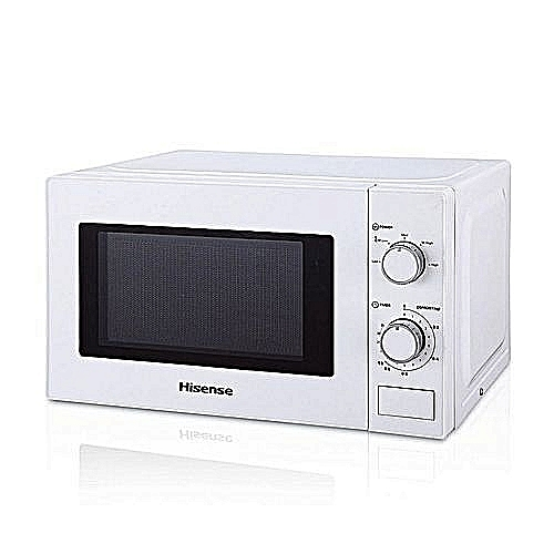 Microwave Electric Stainless Steel White 20L