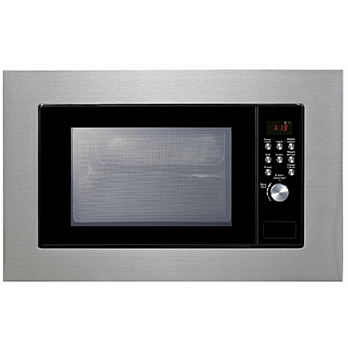 Built-in Microwave Oven - Grill - MW820S02- Stainless Steel Frame