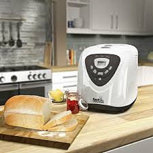 Morphy Richards Multi-Use Fastbake Bread Maker + 12 Pre-Programmed Bake & Multi-Loaf Size Functions - 600W