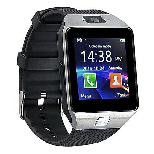 Smart Phone Wristwatch - Silver