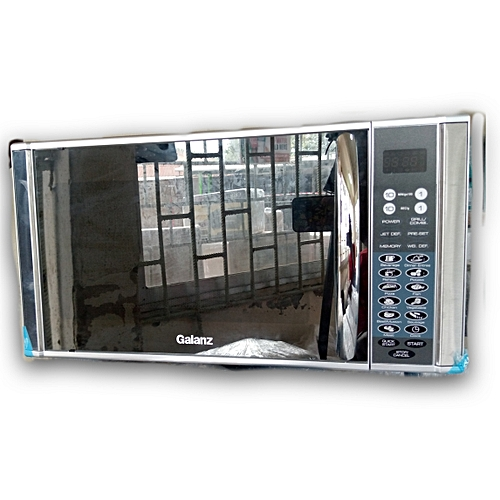 30 LITERS AUTOMATIC MICROWAVE OVEN D90N30ATL-T4 (silver)