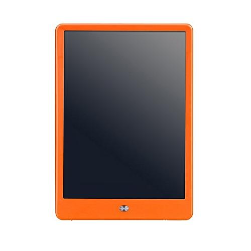 10 Inch LCD Writing Tablet Kids Graffiti Drawing Board Handwriting Pad Tool Orange