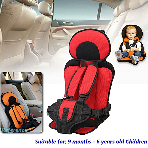 a888b8ab1 Generic 0~6 And 6~12 Year Old Kids Safe Seat Portable Baby Safety ...