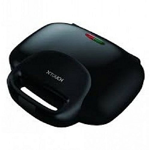 4 Slice Sandwich Maker - Black