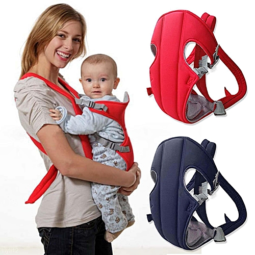3dd04763d71 Generic Multifunctional Baby Carrier Breathable Front Back Carrying Sling  Wrap Seat