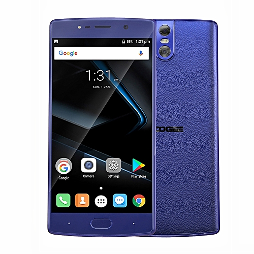 Doogee bl7000 4gb 64gb 7060mAh Battery 5.5 Inch Android 7.0 mtk6750t Octa Core Up To 1.5ghz 4g Blue