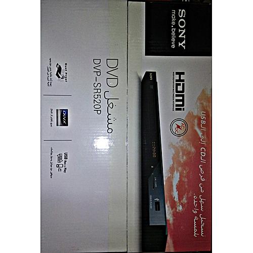 DVD DVP-SR520p With HDMI