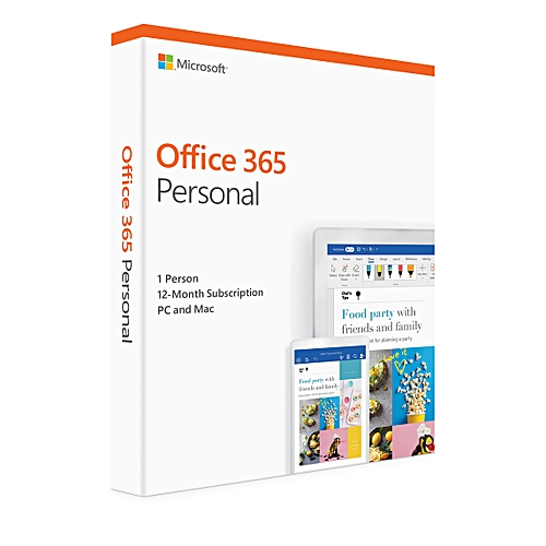 New Edition Office 365 Personal - 1 User