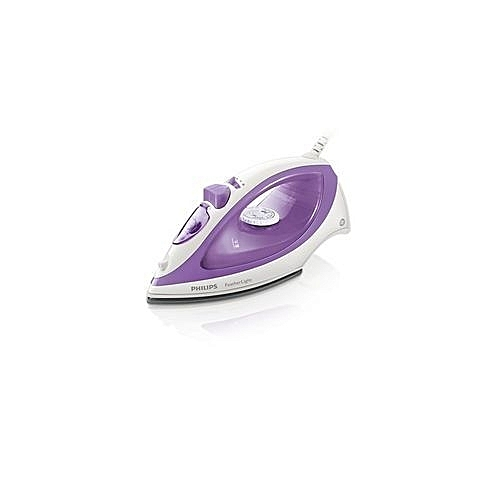 Featherlight Steam Iron With Non-stick Soleplate - Gc1418/36
