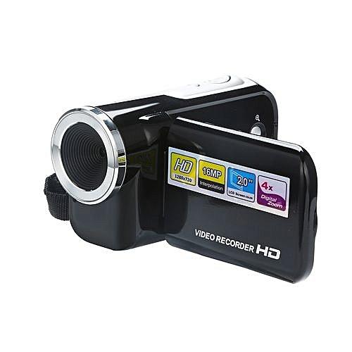 Video Camcorder HD 1080P Handheld Digital Camera 4X Digital Zoom