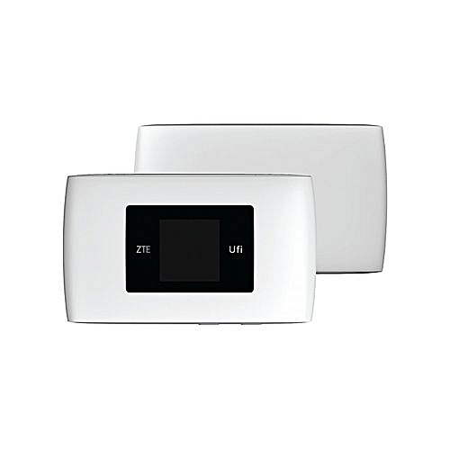 4G LTE Mobile WiFi With LCD Screen Display For All Networks