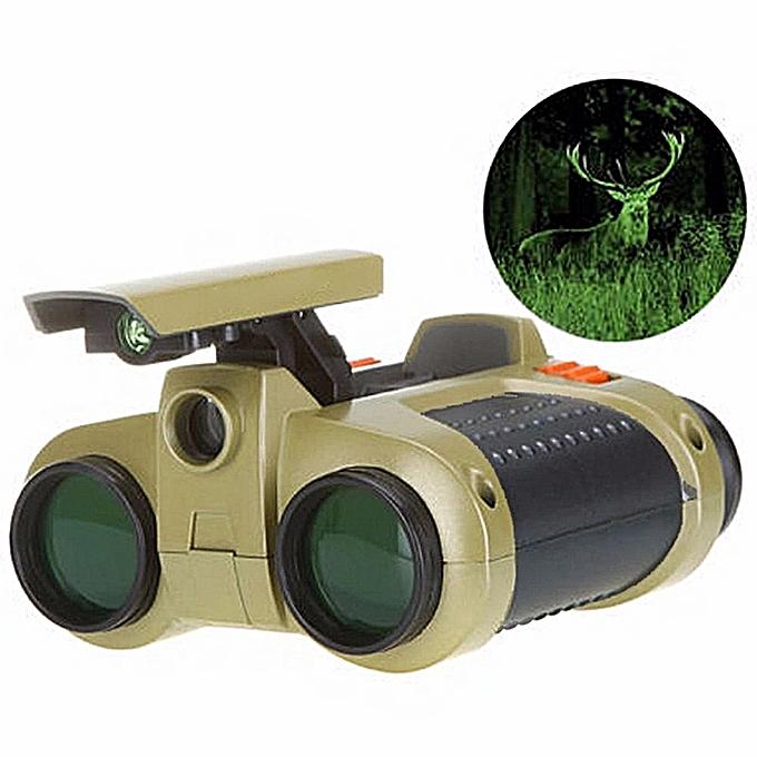 4x30mm Night Vision Viewer Surveillance  Binoculars