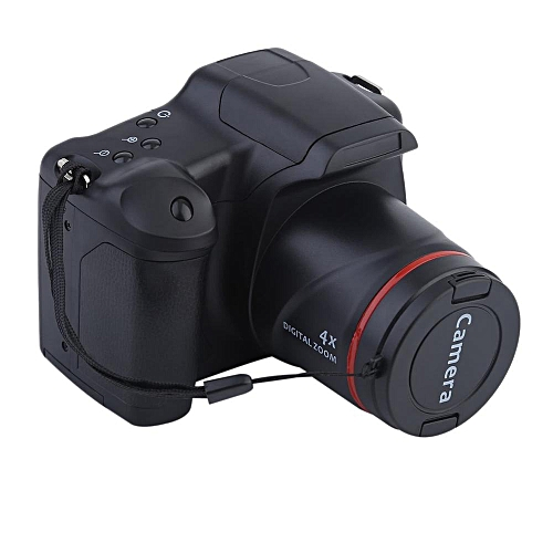 Portable HD Digital Camera CMOS Manual Medium/Long Focus Optical Zoom SLR Operation Home Usage Anti-Shake DV Camcorder CHSMALL