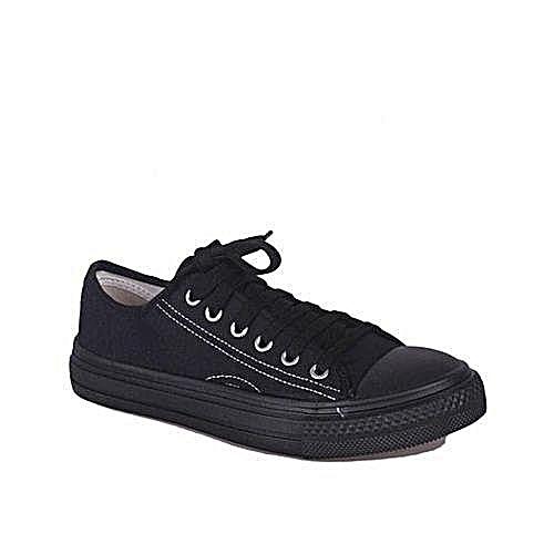 Falcon 1 Sneakers - Black