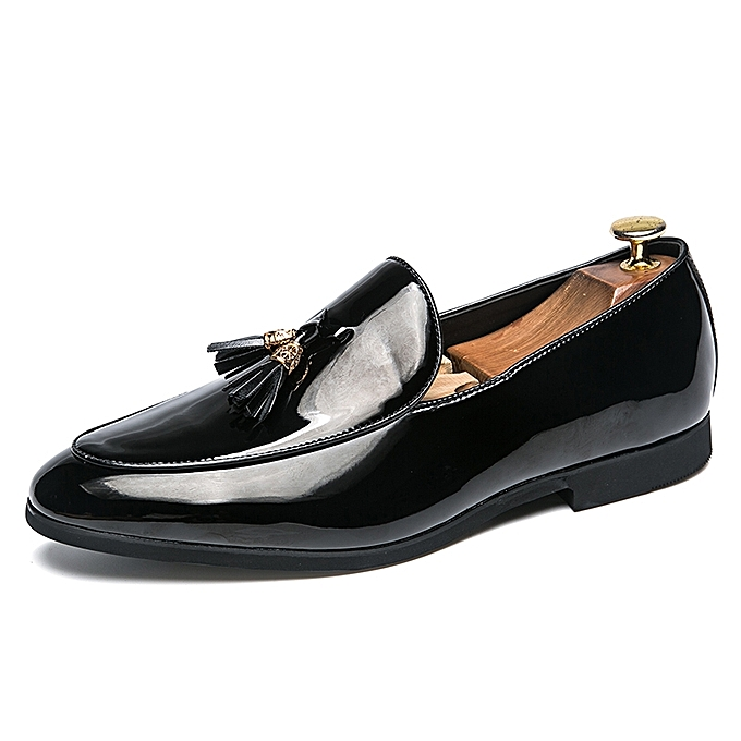 91dd1b6e68 Tauntte Tassel Loafers Men Casual Shoes