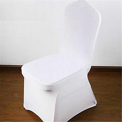 10pcs Wedding Banquet Chair Cover Stretch Spandex Seat Party Dining Room Decor
