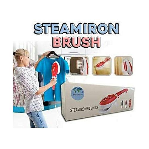 Portable Travel Handheld Steam Iron Brush