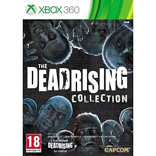 Dead Rising Collection - Xbox 360 - PAL