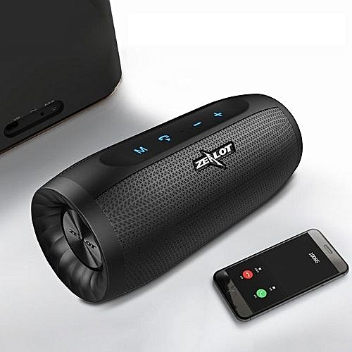 ZEALOT S16 HiFi Portable Bluetooth Speaker And Water Resistant