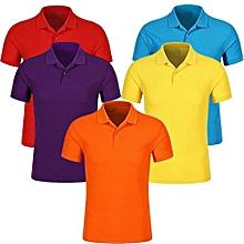 5 In 1 Unique Polo Shirts 360cc6b27