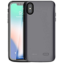 IPhone Xs Max Battery Case,Vocalol 6000mAh Portable Charger Case Power Bank Rechargeable Extended Battery