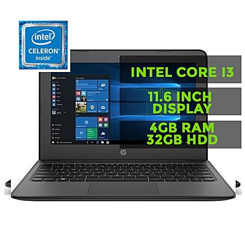 Mini Laptop Intel Celeron 4GB,32GB Wins10s 11.6+32gb Flash