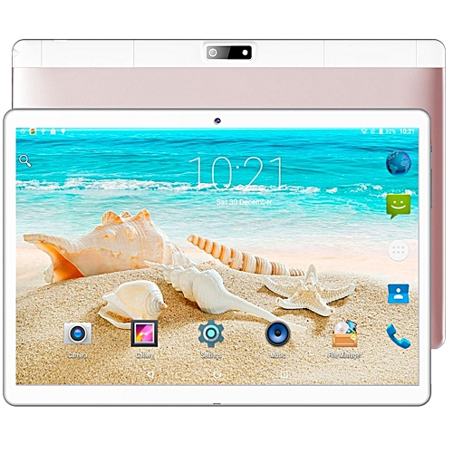 Flat Pc Tablet PC Android 7.0 10.1 Inches Phablet Bluetooth