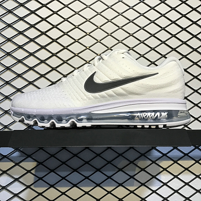detailed look 3c17c 6a3a2 2018 Air Max 2017 849559-009 Mens Running Shoes Platinum Wolf Grey