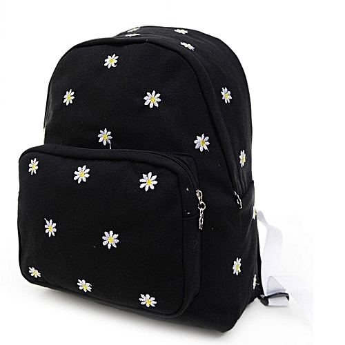 bf7d81502099 Fashion Back To School! Women Teenage Girl Boy Solid Zipper Backpack School  Bags Fascinating Shoulder Bag