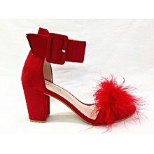 Buy Women s Heeled Sandals Online  d7ef48296151